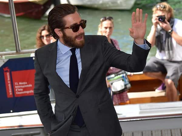 «Everest»-Star Jake Gyllenhaall in Venedig. Foto: Ettore Ferrari