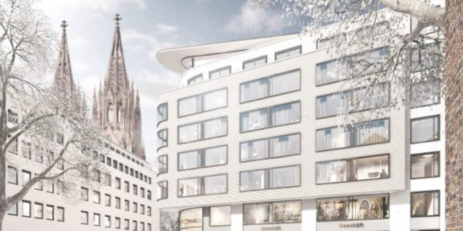 H otello mit domblick neues boutique hotel kommt nach for Boutique hotel bonn