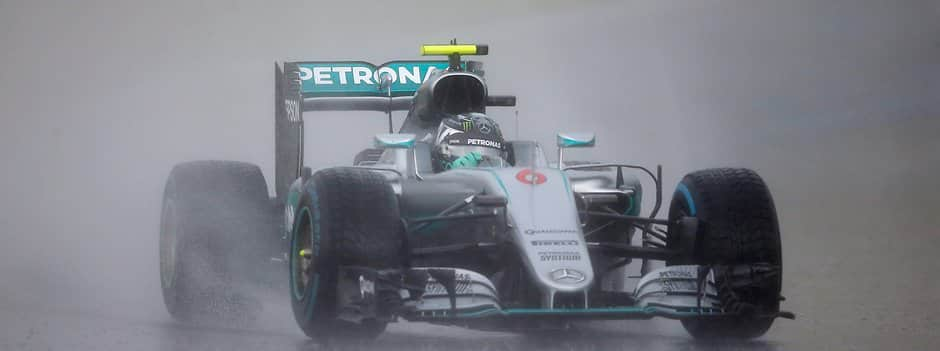 Rosberg Qualifying