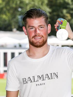 Timo Horn mit Silbermedaille