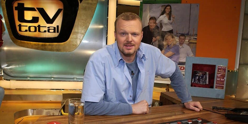 zum 50 geburtstag stefan raab ist k nig lustig ohne land k lnische rundschau. Black Bedroom Furniture Sets. Home Design Ideas