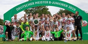 Köln U17-Junioren
