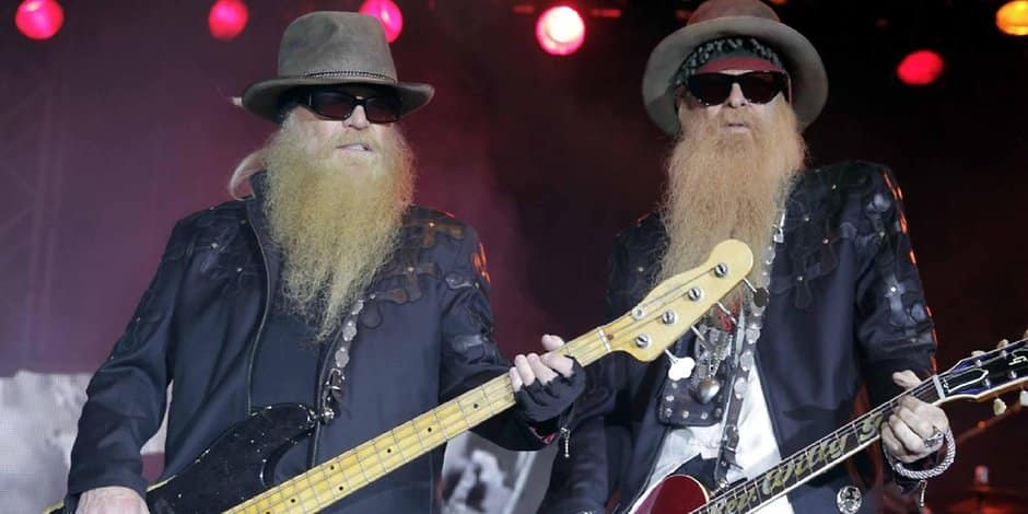 zz top in k ln musik mit langem bart k lnische rundschau. Black Bedroom Furniture Sets. Home Design Ideas