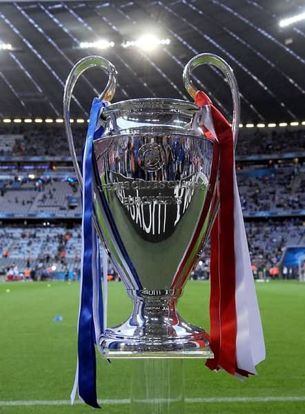 Der Champions League Pokal